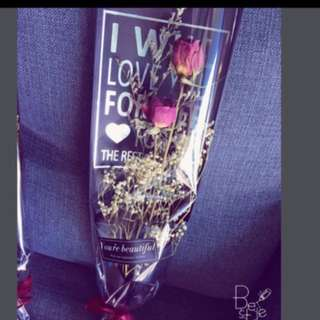 Dried rose Flower @sgd10 ( fast grab)while stock last