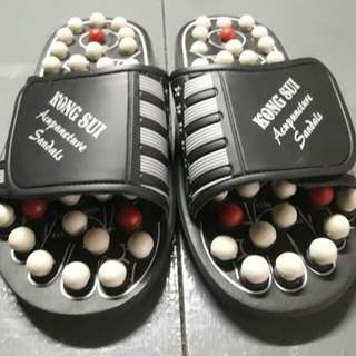 """"""" Kong Sui """" Acupuncture Sandals"""