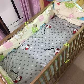 1month - 3year baby bed;嬰兒至小童床仔
