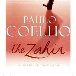 PAULO COELHO BOOKS (Secondhand Books)
