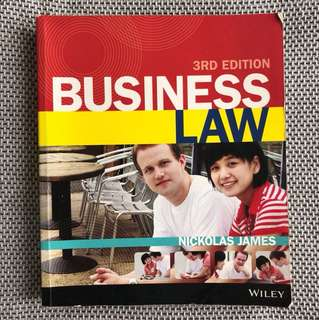 Business Law// 3rd ed