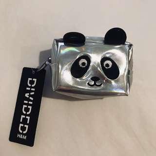 H&M Panda Pouch Coin