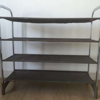 4 layer Sturdy Shoe Rack from True Value