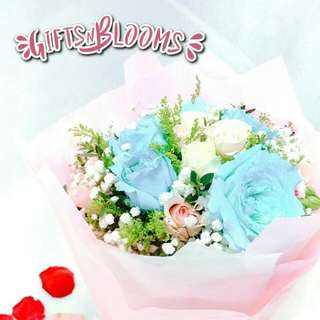 Valentine's Bouquet Vday Flower Gift Special V280 - RGFHO
