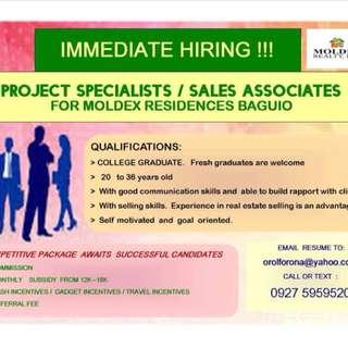 Property Specialist