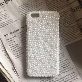Pull&bear Pearl Phone Case