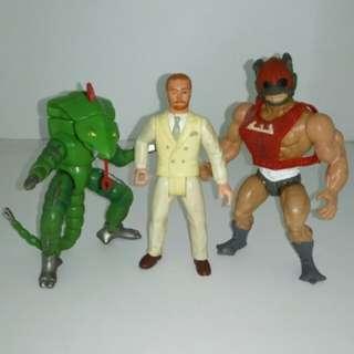 He-man Zodak Snakeman Masters of the Universe Vintage Action Figure 80s 90s toys collectibles Hasbro Mattel Cartoon