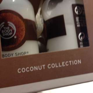Coconut the body shop