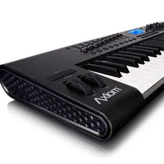 M Audio midi keyboard 61 keys