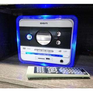 DVD PLAYER BGM