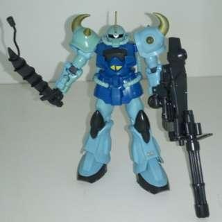 Gundam Zaku Bandai Vintage Action Figure 80s 90s toys collectibles Hasbro Mattel Cartoon