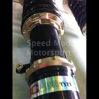 BC Racing BR V1 V2 Adjustable Suspension 30click HLSH Bodyshift