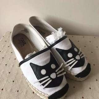 🚚 Karl 貓咪鞋