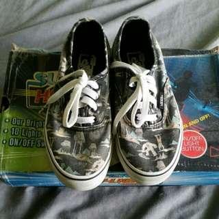 Vans Star Wars sneakers