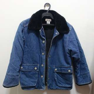 Denim Winter Jacket (Spring Jacket)