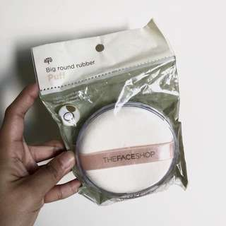 Face Shop Powder Puff