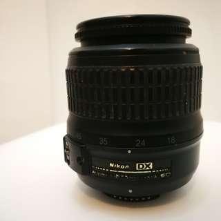 Nikon 18-55mm kits Lens (from Nikon D40)