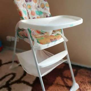 Baby High Chair -Joie Mimzy Snacker