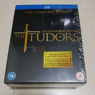 The Tudors the complete series | 12 discs