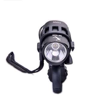 Bike Accessories: High Power Front Headlight Bike Light Bicycle Lamp
