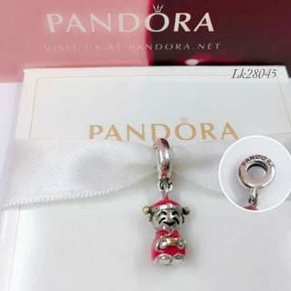 Pandora God of wealth charm