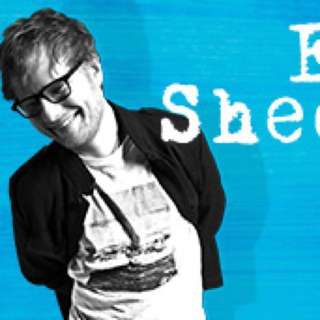 Ed Sheeran concert (This price is for TWO seated tickets)