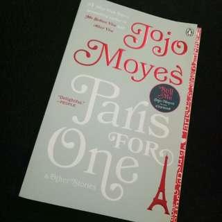 REPRICED! Jojo Moyes: Paris for One