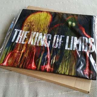 Radiohead - The King of Limbs Newspaper Edition, SEALED