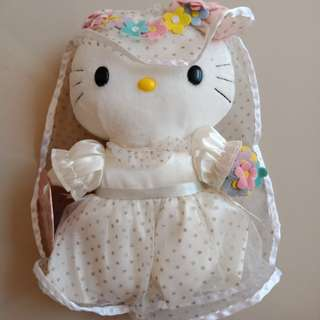 Hello Kitty Romantic Wedding Mcdo Plush Stuff Toy