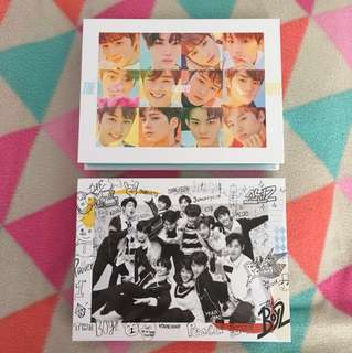 The Boyz The First mini album