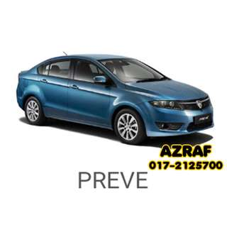 Proton Preve 1.6, March Discount Up To RM500!