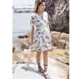 Ohvola floral skater dress
