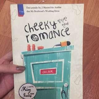 Cheeky romance novel by kim eun jeong