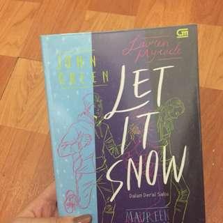 Let it snow by maureen johnson novel