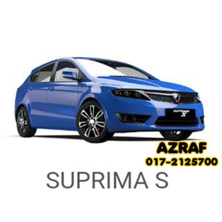 Proton Suprima S, March Discount Up To RM6800!