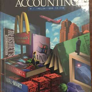 Basic Accounting Warren, Fess and Reeve 18th edition