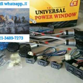 power window universal 4 pintu