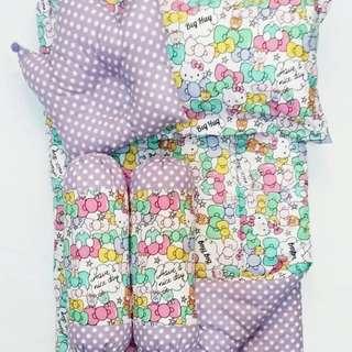 Bed set baby