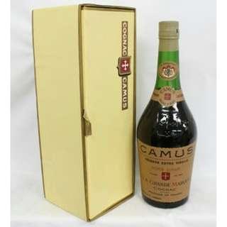 Cognac 干邑 Camus Hors D'age