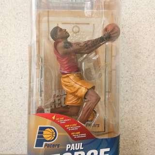 Paul George NBA Figure Mcfarlane