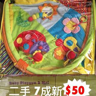 Baby Playgym & playmat