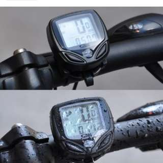 Bike Accessories: Multifunction Bicycle Wireless Computer