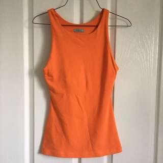 KOOKAI orange singlet, size1