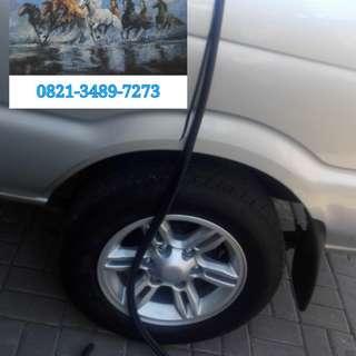 karet pelindung pintu mobil (per meter)