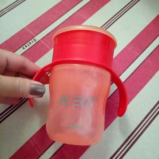 Avent sipping cup