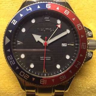 超大50mm NAUTICA GMT
