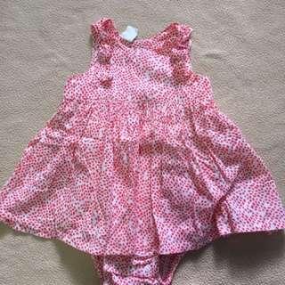 Baby girl dress romper (H&M)