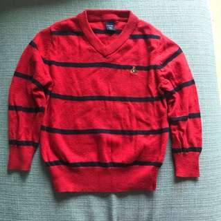 Gap kid's sweater - 2 years old