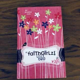Niv FaithGirlz Bible
