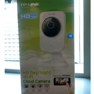 TP-Link Wi-Fi Camera [NC260 - HD Day/Night]
